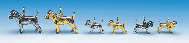 Beagle Schmuck Anhänger